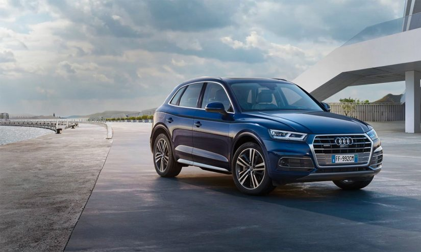 Foto Nuova Audi Q5