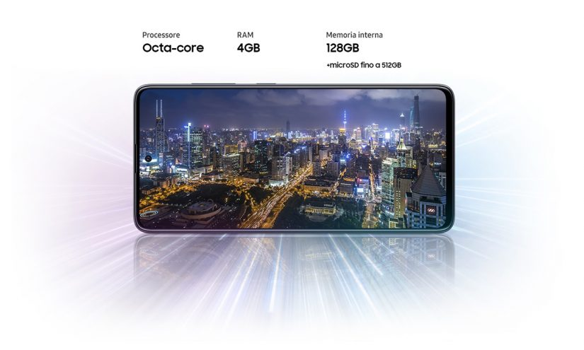 Foto Samsung A51