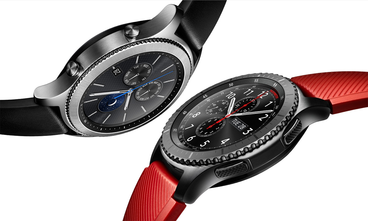 Foto Samsung Galaxy Watch 3