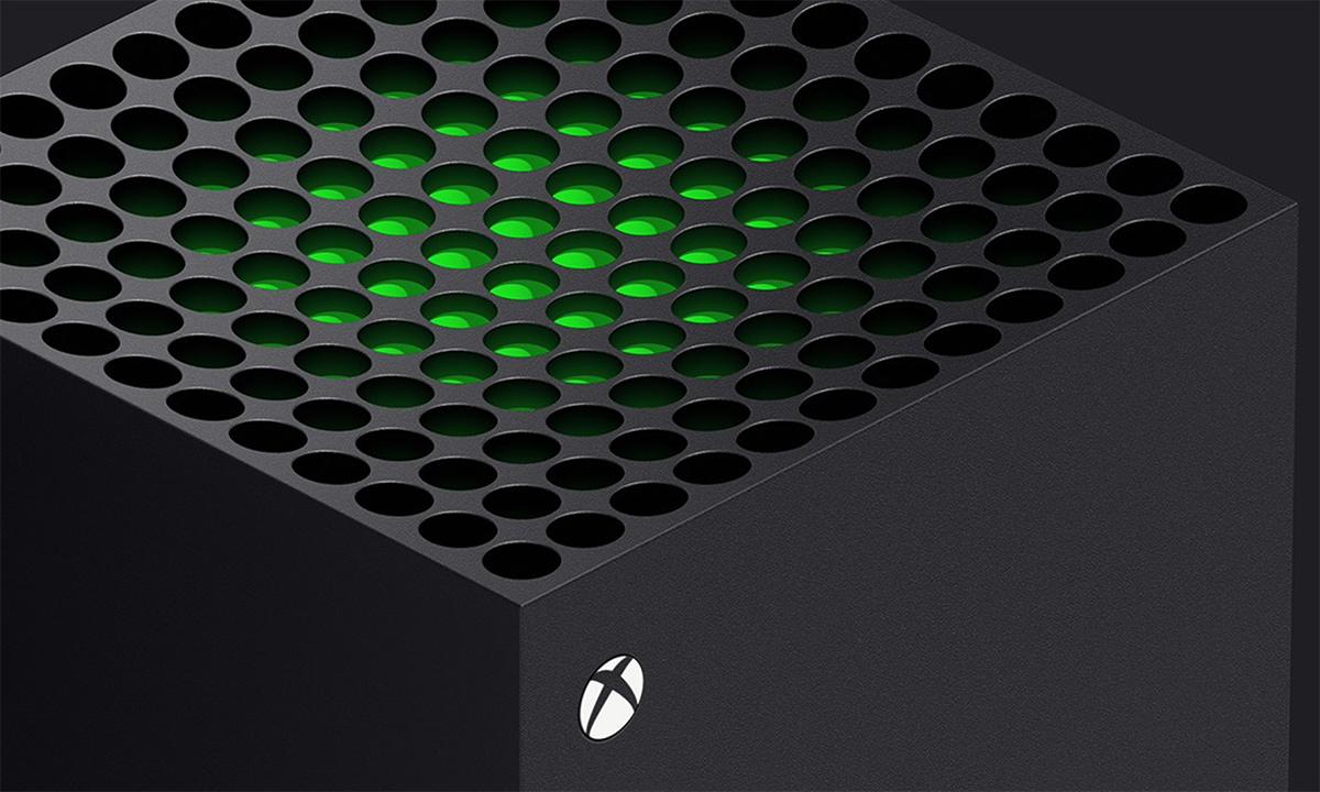 Foto Xbox serie x