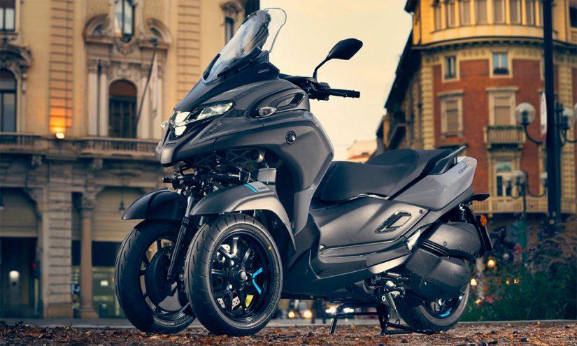 Foto Yamaha Tricity 300