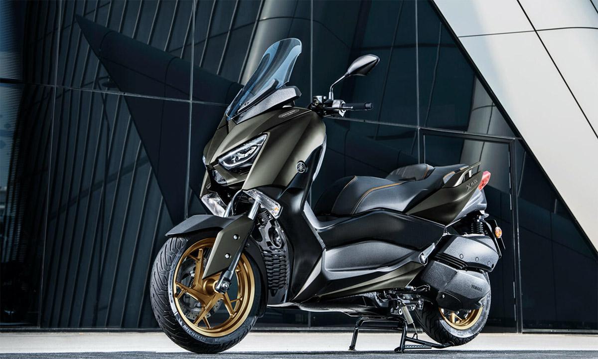 Foto Yamaha Xmax 300 Tech Max 2020