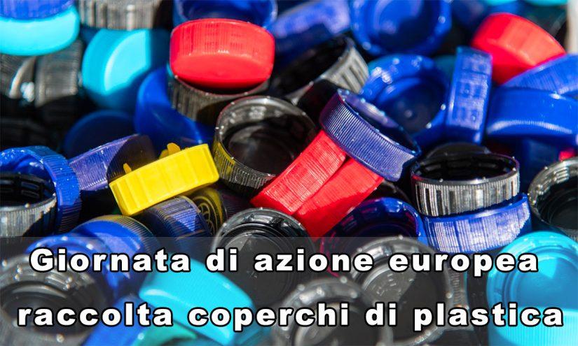 Immagine Giornata di azione europea raccolta coperchi di plastica
