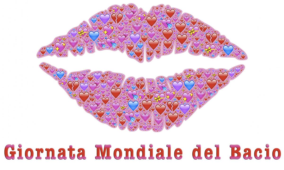 Immagini Giornata mondiale del bacio