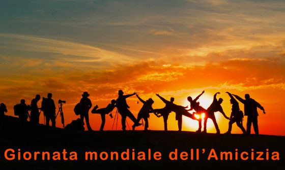 Immagini Giornata mondiale dell'amicizia