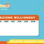 Estrazione MillionDAY di oggi 13 gennaio 2020