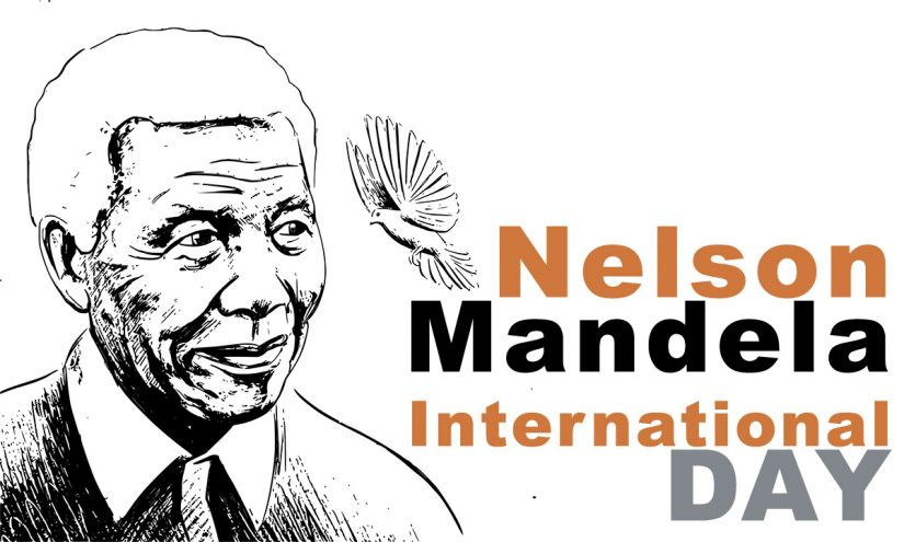 Immagini Nelson Mandela International DAY