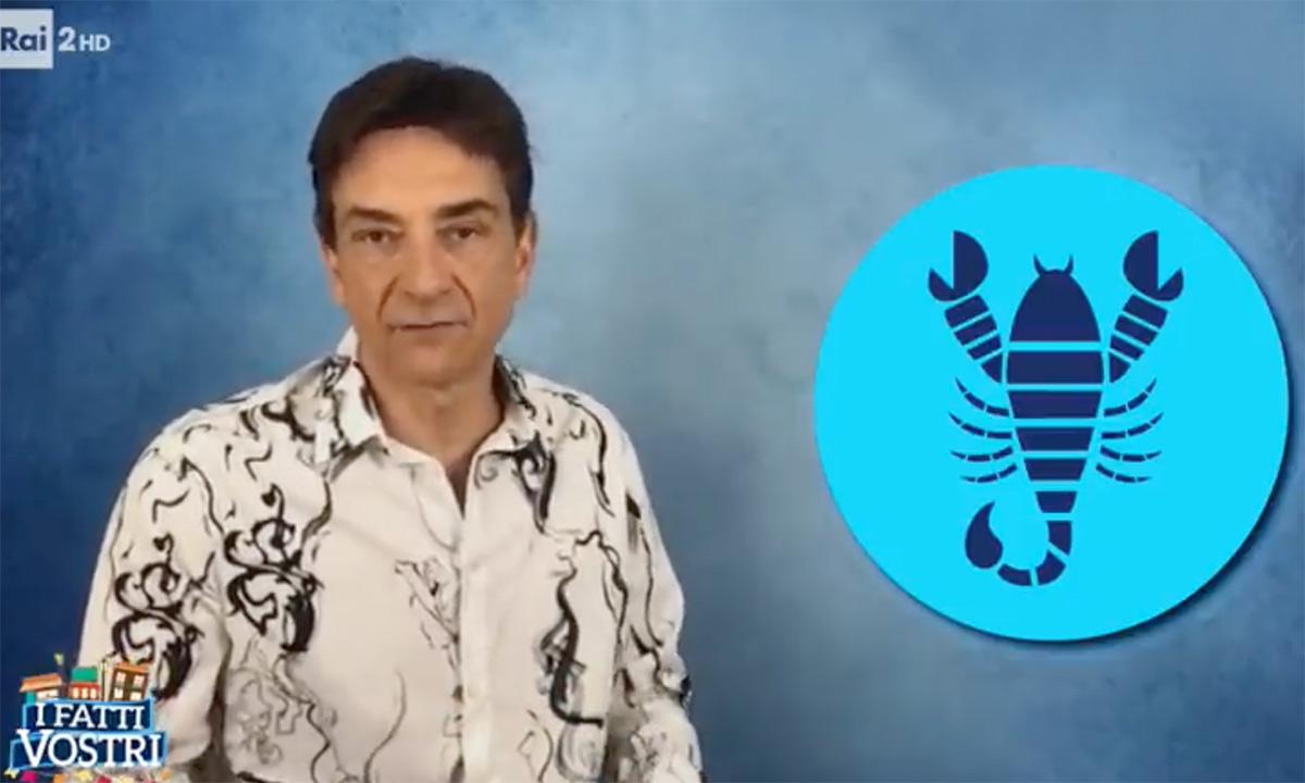 Oroscopo Scorpione Settembre 2020 di Paolo Fox