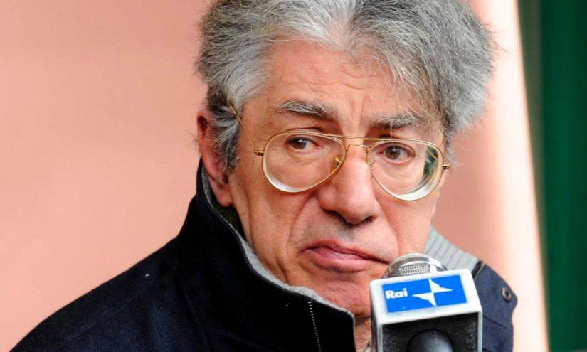 Foto per capire chi è Umberto Bossi