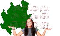 Calendario scolastico 2020-21 Lombardia