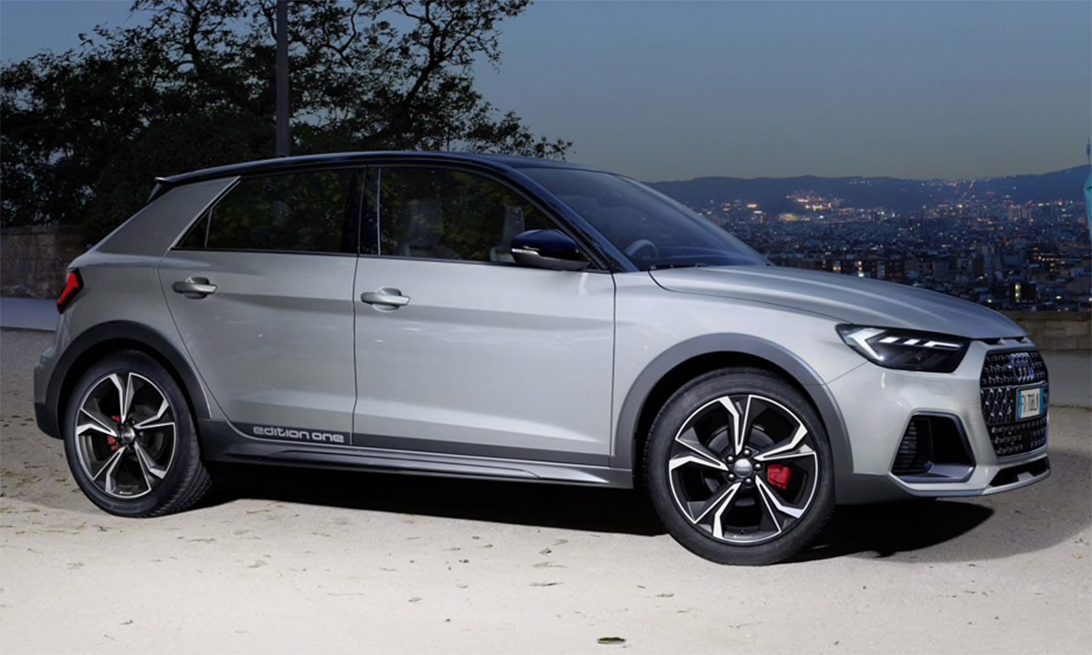 Foto Audi A1 Citycarver 2020