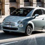 Foto Fiat 500 ibrida