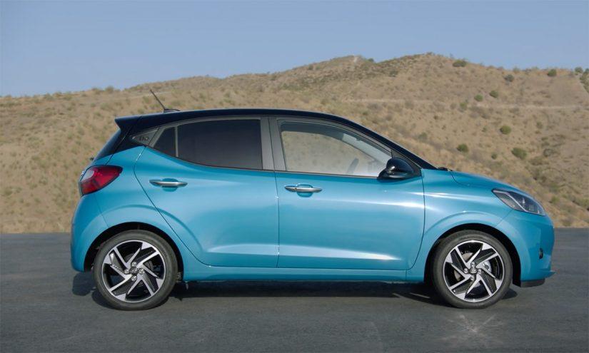 Foto Hyundai i10 2020