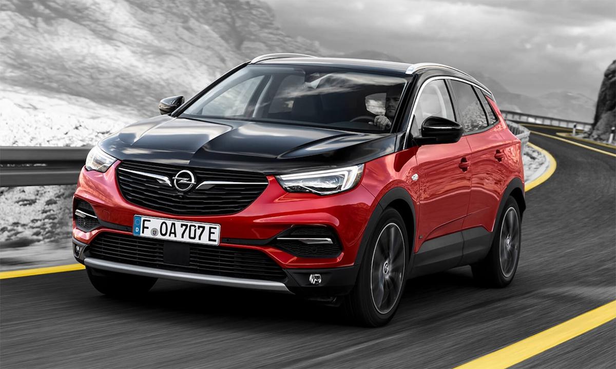 Foto Opel Grandland X 2020