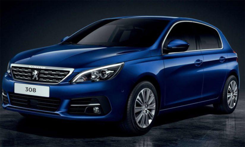 Foto Peugeot 308 2020