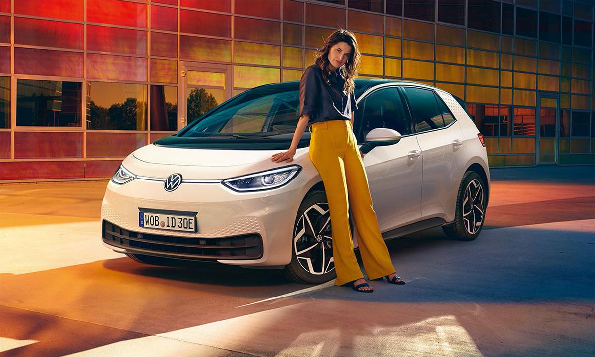 Foto Volkswagen ID.3 2020