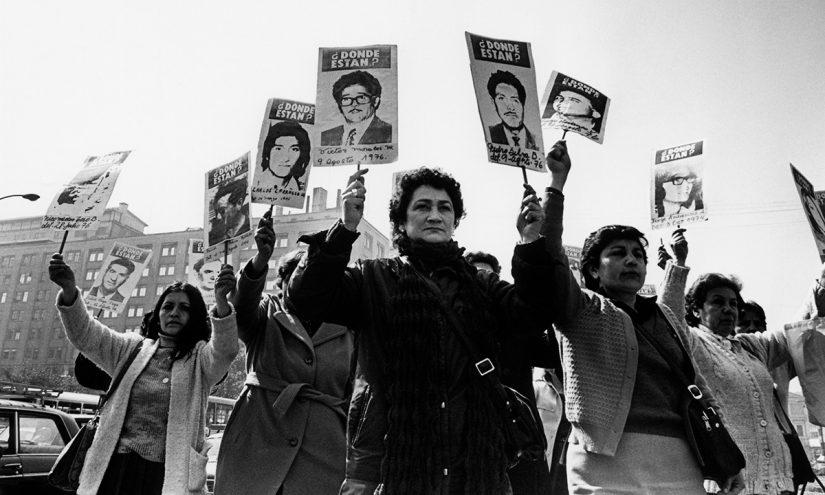 Immagini Giornata internazionale dei desaparecidos