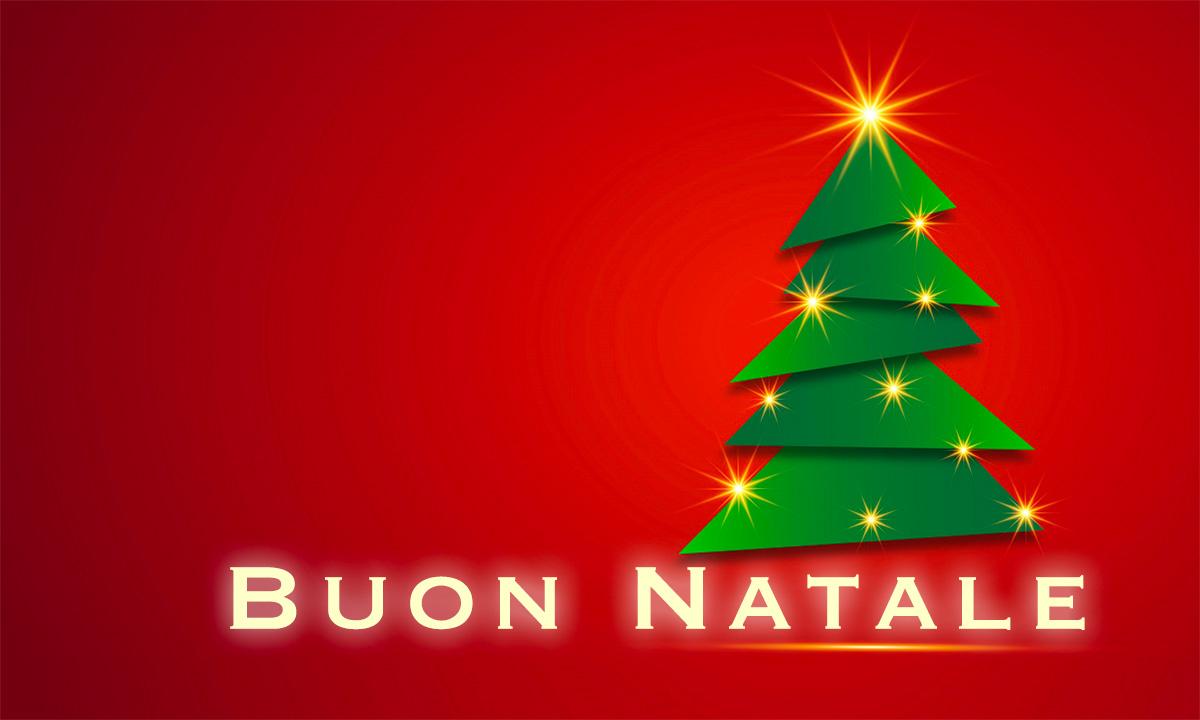 Immagini con messaggi di buon Natale originali
