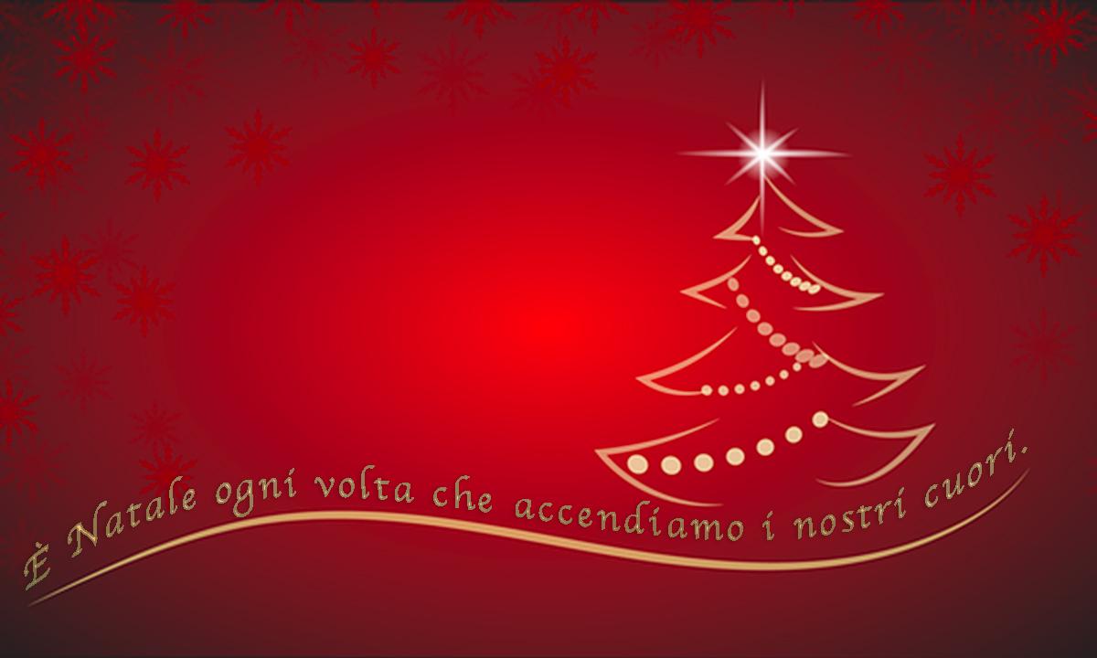 Immagini con frasi per la notte di Natale celebri