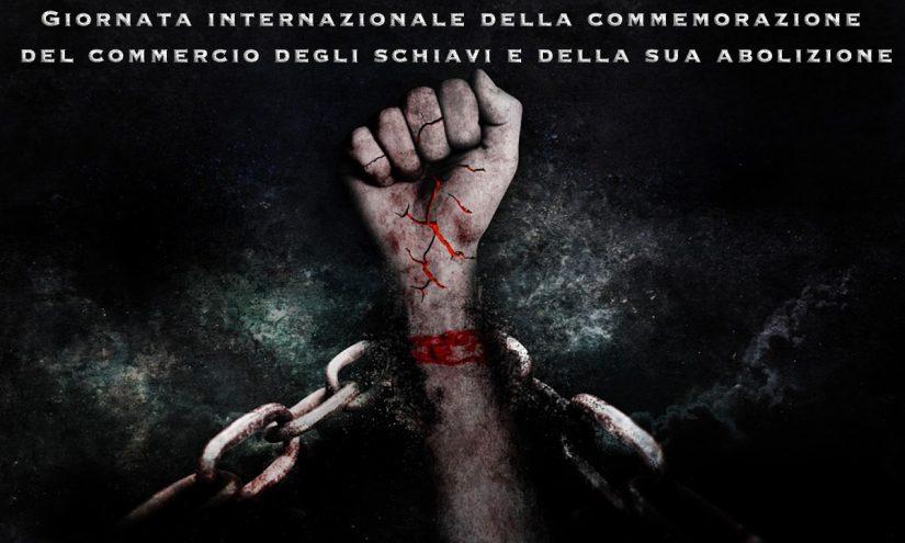 immagini Giornata della commemorazione commercio schiavi e sua abolizione