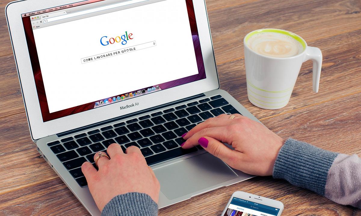 Come lavorare per Google