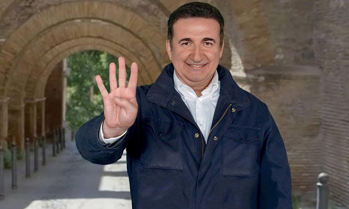 Foto per capire chi è Roberto Giacobbo