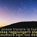Immagini con frasi sulle stelle cadenti da dedicare per esprimere desideri