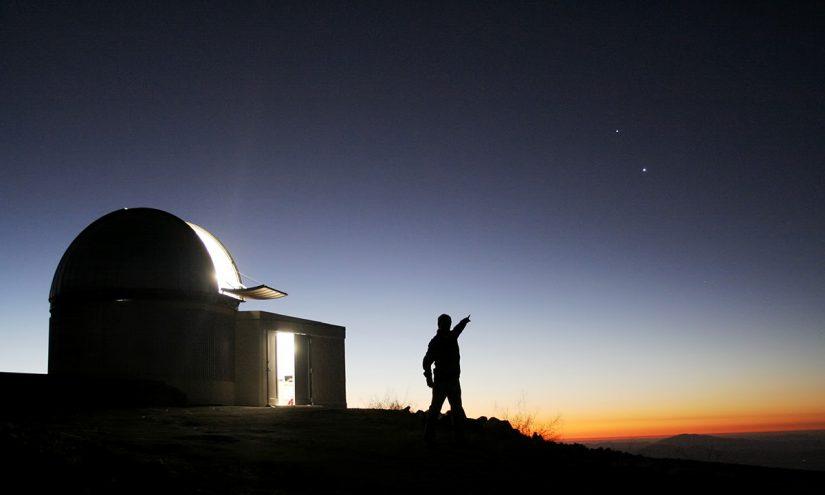 Come vedere le stelle cadenti in cielo la notte di San Lorenzo