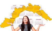 Calendario scolastico 2020-21 Liguria