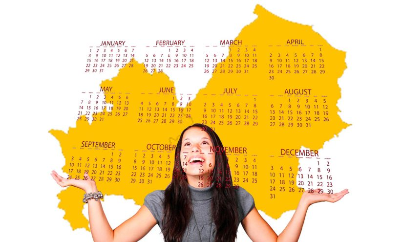 Calendario scolastico 2020-21 Molise in PDF