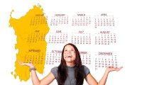 Calendario scolastico 2020-21 regione Sardegna