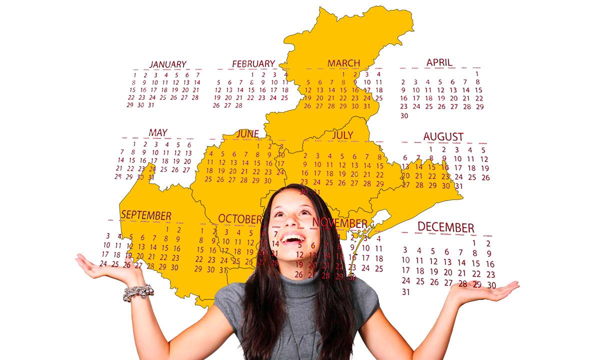 Calendario scolastico 2020 21 Veneto in PDF: vacanze e festività