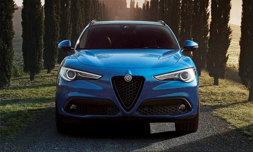 Foto Alfa Romeo Stelvio 2020