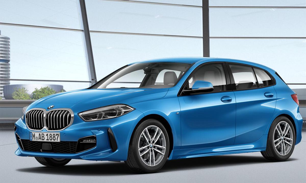 Foto BMW Serie 1 2020