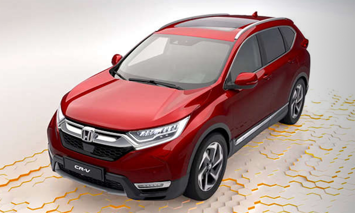 Foto Honda CR-V 2020