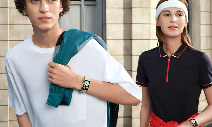 Foto Huawei watch fit