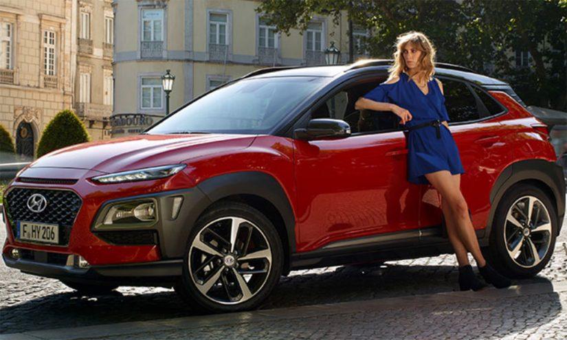 Foto Hyundai Kona Electric 2020