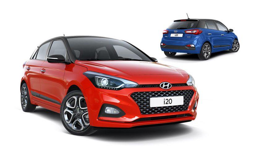 Foto Hyundai i20 2020