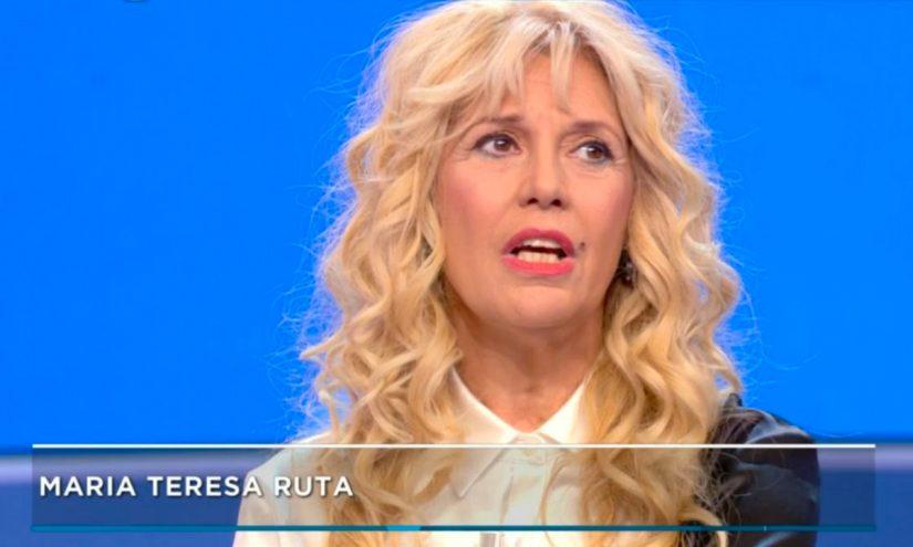 Foto per capire chi è Maria Teresa Ruta