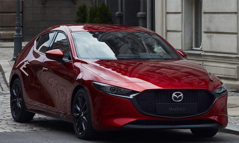 Foto Mazda 3 2020