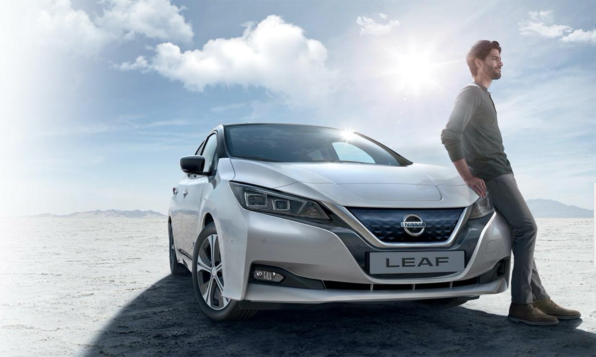 Foto Nissan Leaf 2020