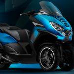 Foto Peugeot Metropolis 2020