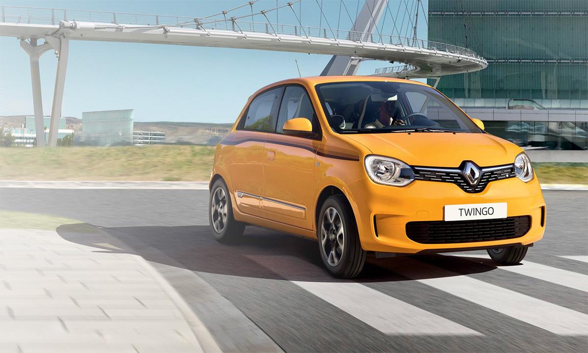 Foto Renault Twingo 2020