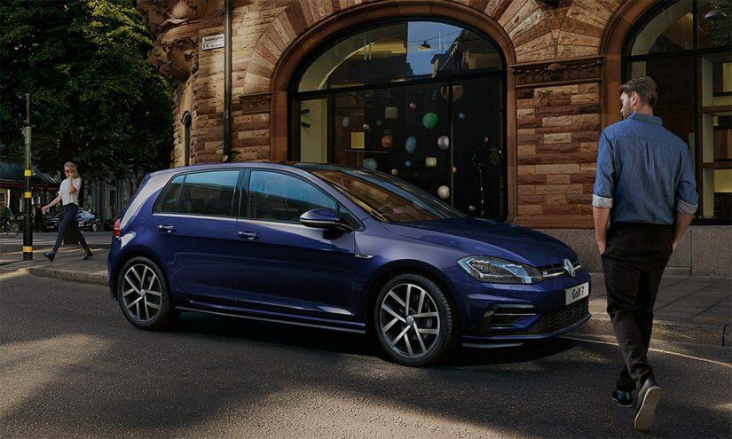 Foto Volkswagen Golf 2020