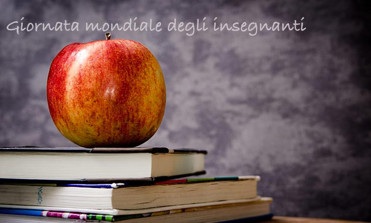 Immagine Giornata mondiale degli insegnanti