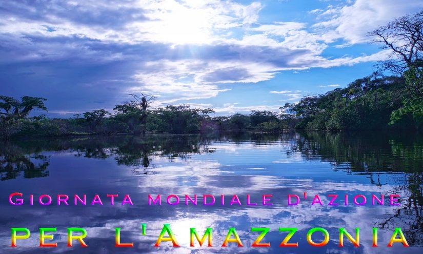 Immagini Global day of action for the Amazon - Giornata mondiale d'azione per l'Amazzonia