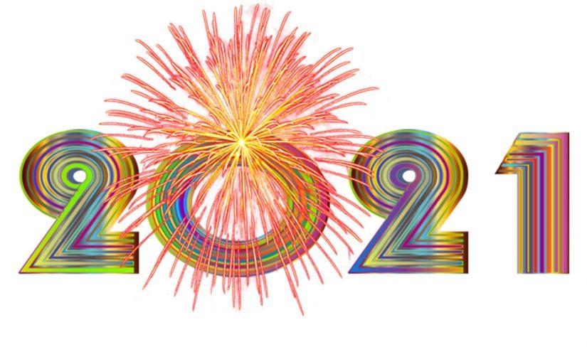 Immagini auguri di buon anno nuovo 2021