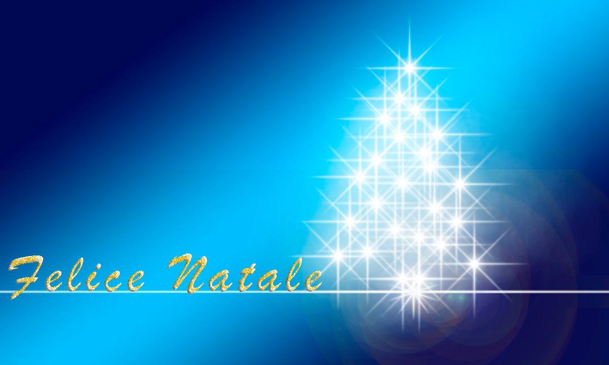 Immagini con frasi natalizie di auguri a tutti gli amici da inviare e condividere
