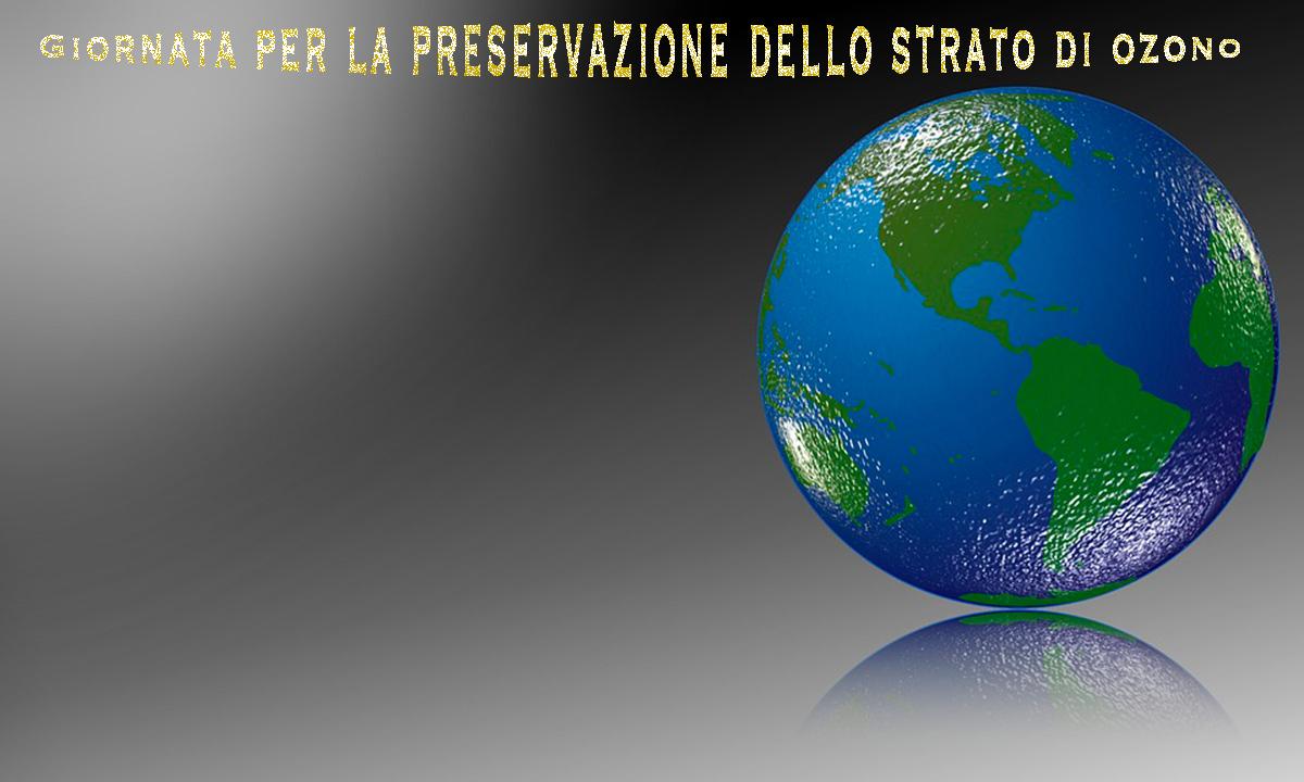 Immagini Giornata per la preservazione dello strato di ozono