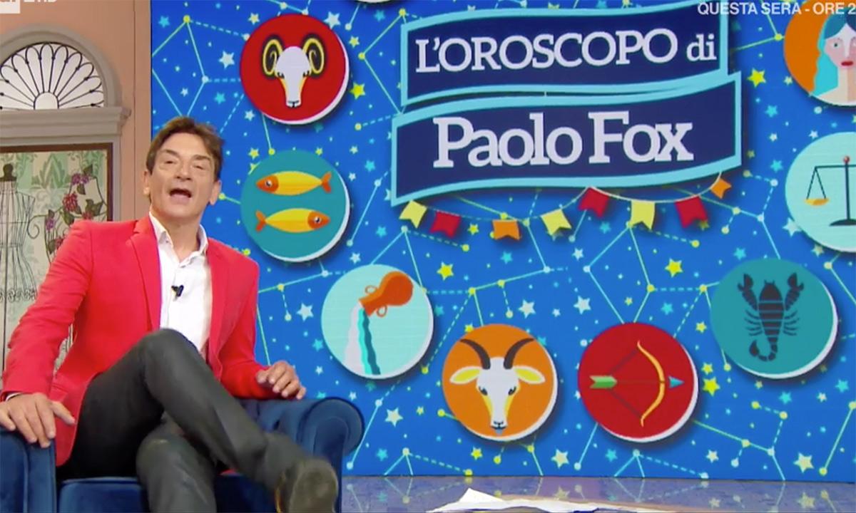 Oroscopo Paolo Fox domani 29 settembre 2020